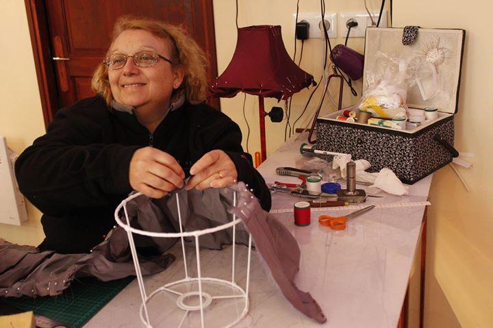 L Atelier Du Chat Qui Veille atelier de création d'abat-jour sur mesure, normandie, abat-jours de